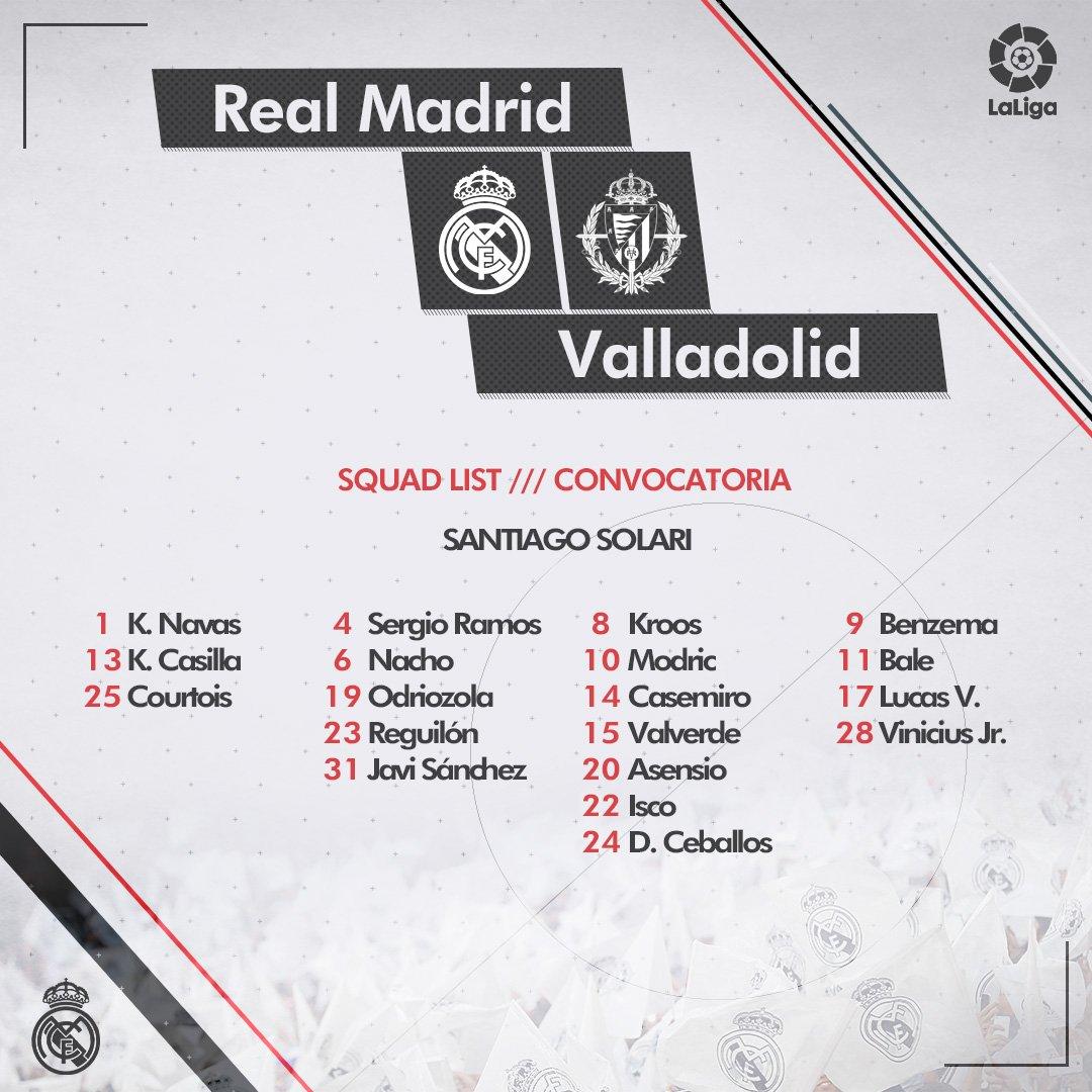 سولارى يكشف عن قائمة ريال مدريد ضد بلد الوليد فى الليجا ...