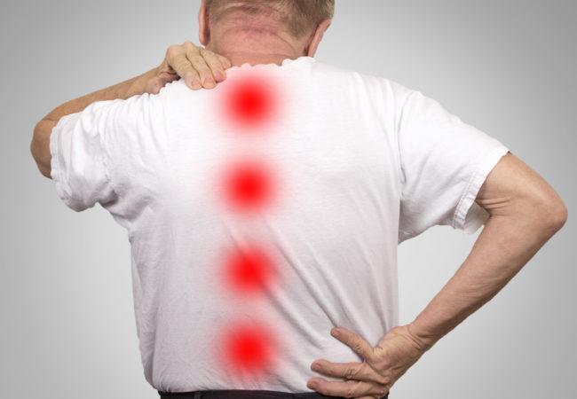 اعراض هشاشة العظام فى المراحل المتأخرة