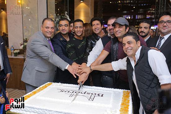 افتتاح بوسبورس فى مول مصر (14)