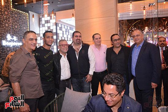 افتتاح بوسبورس فى مول مصر (81)