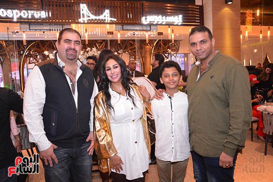 افتتاح بوسبورس فى مول مصر (7)