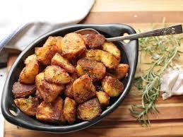 البطاطس بصوص الصويا