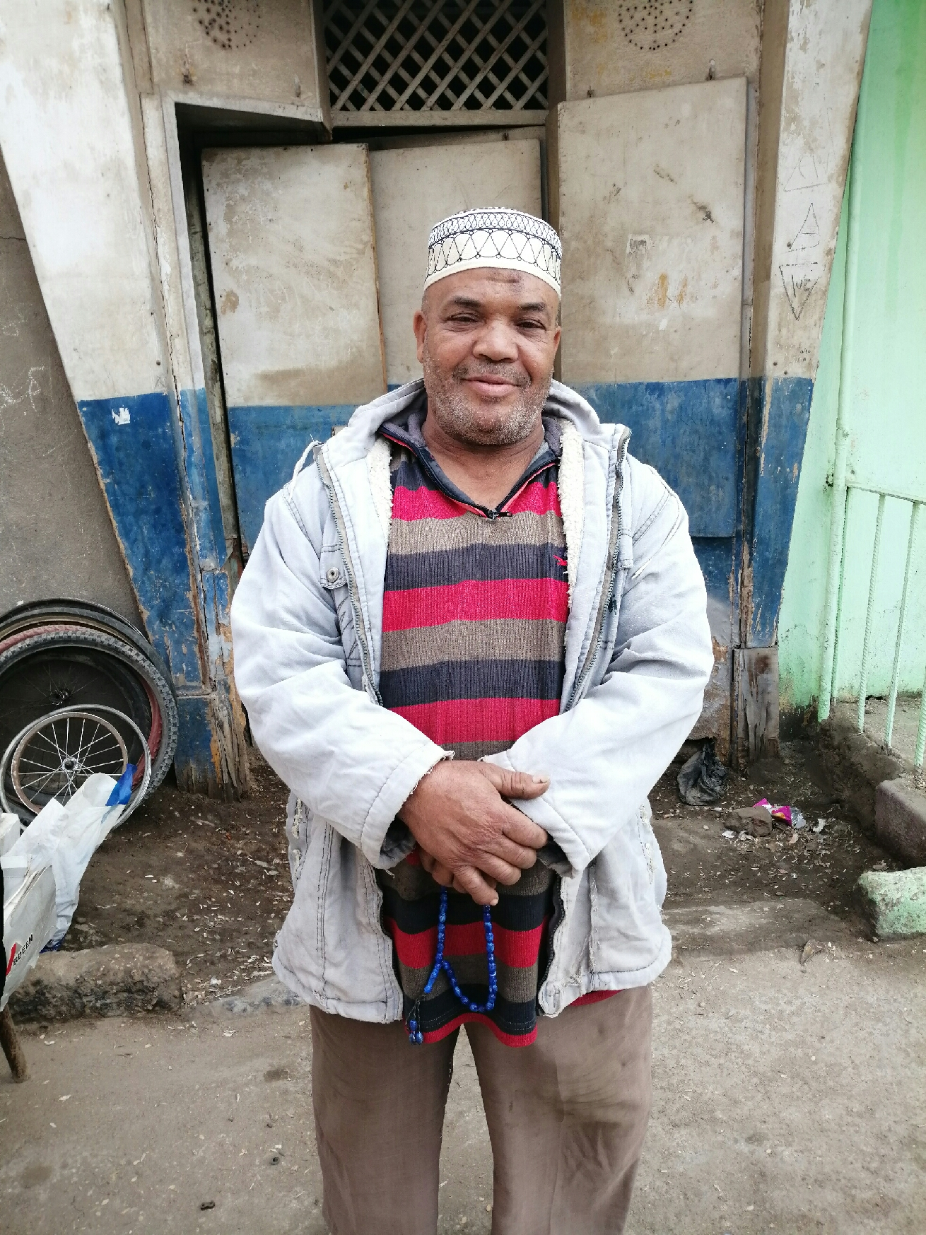 Mohamed Hassan - Wheels in Beni Suef