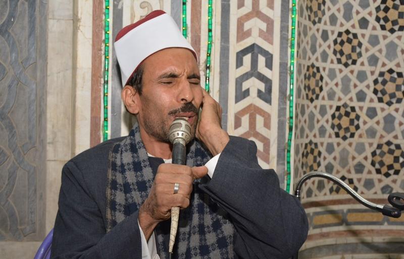 المحافظ يشهد احتفالية المولد النبوي بالعارف (4)