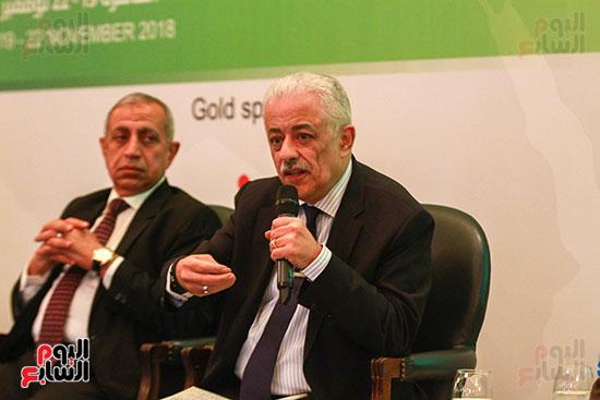 وزير التربية والتعليم بمؤتمر التنمية المستدامة (20)