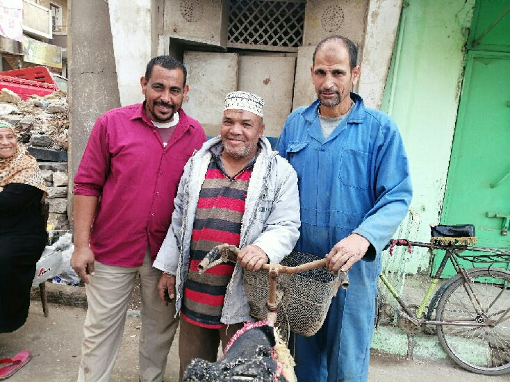 Mohammed Hassan broke two of his clients