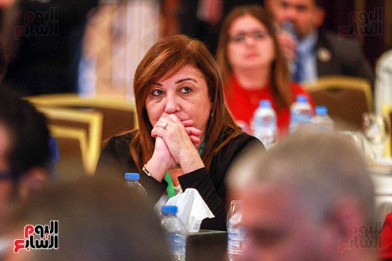 وزير التربية والتعليم بمؤتمر التنمية المستدامة (12)