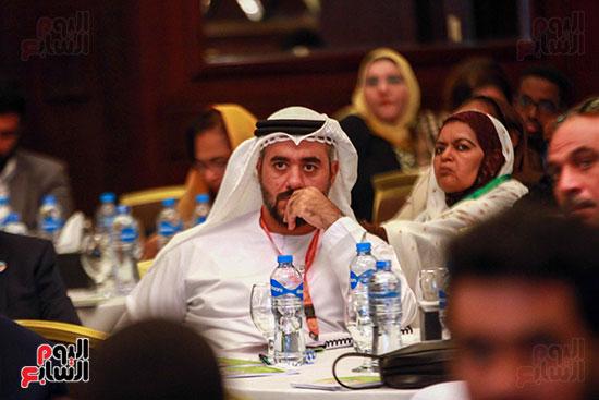 وزير التربية والتعليم بمؤتمر التنمية المستدامة (29)