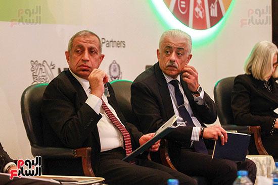 وزير التربية والتعليم بمؤتمر التنمية المستدامة (8)