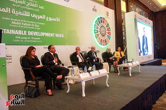 وزير التربية والتعليم بمؤتمر التنمية المستدامة (6)