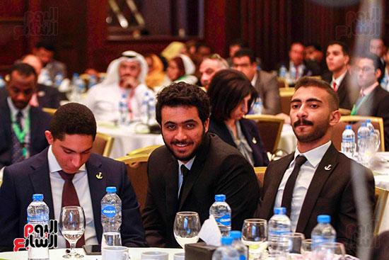 وزير التربية والتعليم بمؤتمر التنمية المستدامة (28)
