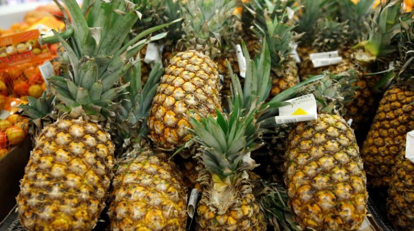 Pineapple and blood clots