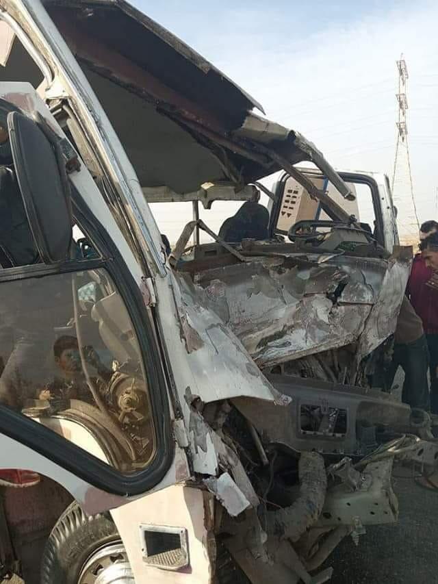 جانب من الحادث (5)