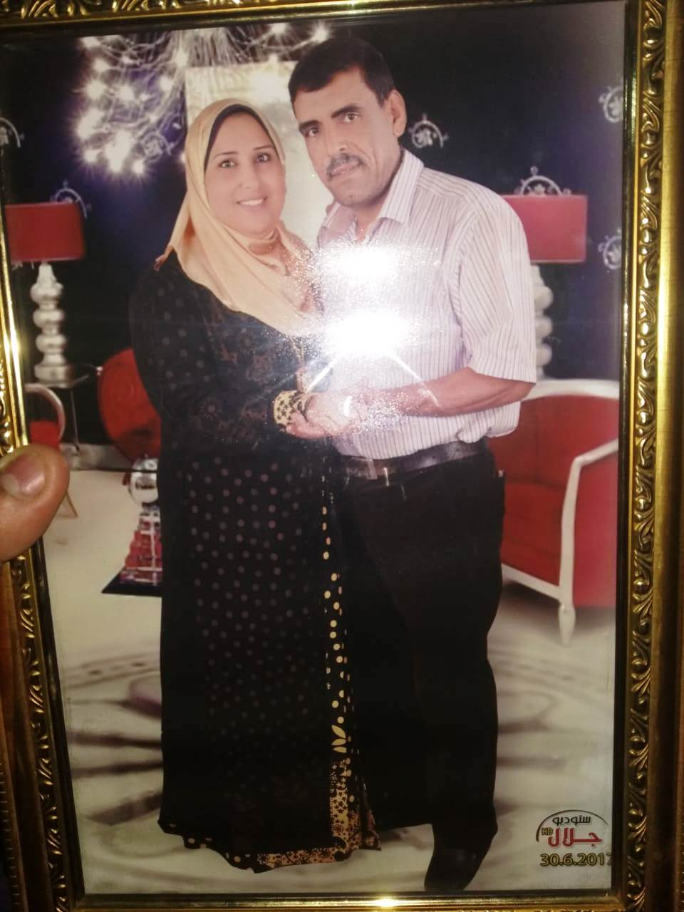 2- الزوج وزوجته ضحية المستشفى