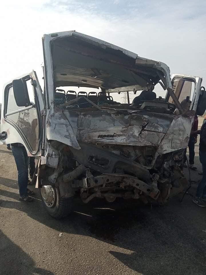 جانب من الحادث (3)