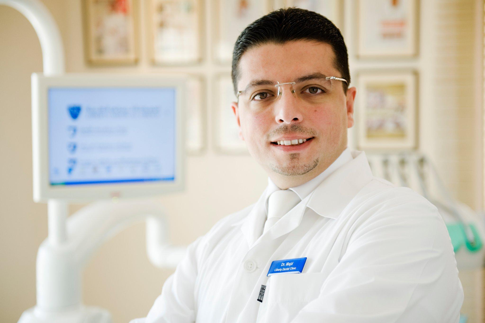 الدكتور مجد ناجى