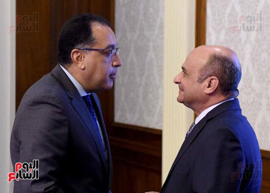 اجتماع مجلس الوزراء - مصطفى مدبولى (7)