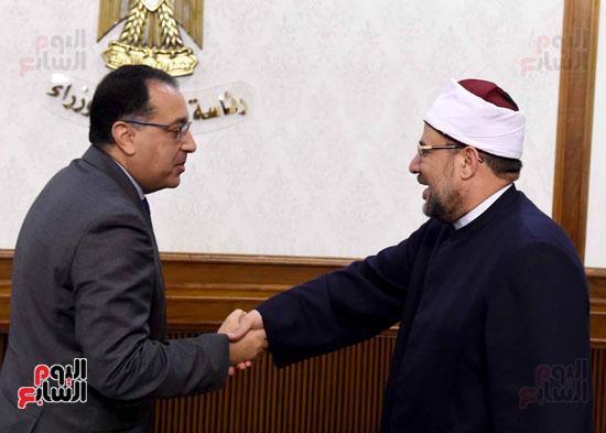 اجتماع مجلس الوزراء - مصطفى مدبولى (5)