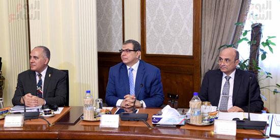 اجتماع مجلس الوزراء - مصطفى مدبولى (17)