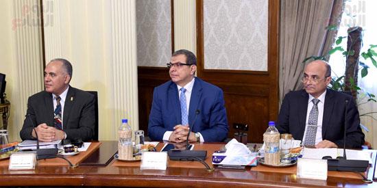 اجتماع مجلس الوزراء - مصطفى مدبولى (16)