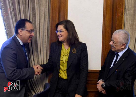 اجتماع مجلس الوزراء - مصطفى مدبولى (3)