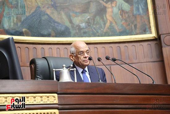 تكريم ابطال الالعاب الالومبيه بمجلس النواب (11)