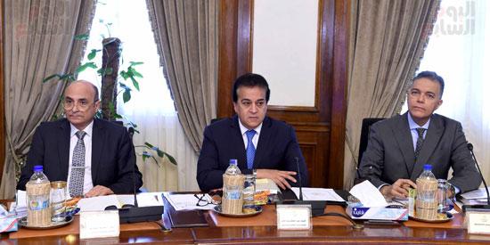 اجتماع مجلس الوزراء - مصطفى مدبولى (15)