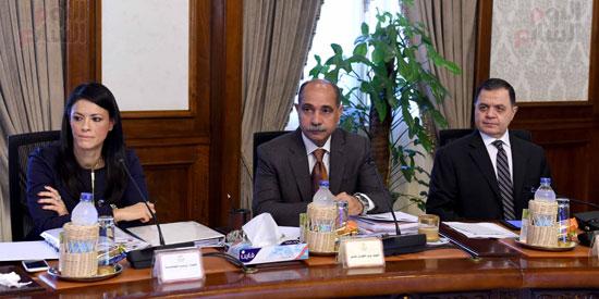 اجتماع مجلس الوزراء - مصطفى مدبولى (14)