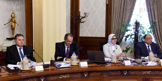 اجتماع مجلس الوزراء - مصطفى مدبولى (18)
