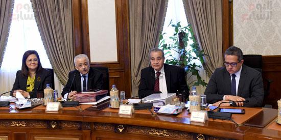 اجتماع مجلس الوزراء - مصطفى مدبولى (20)
