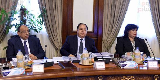 اجتماع مجلس الوزراء - مصطفى مدبولى (19)