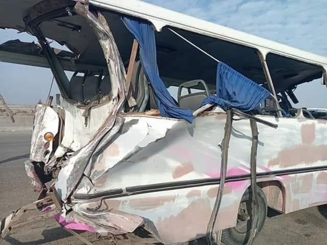 جانب من الحادث (7)