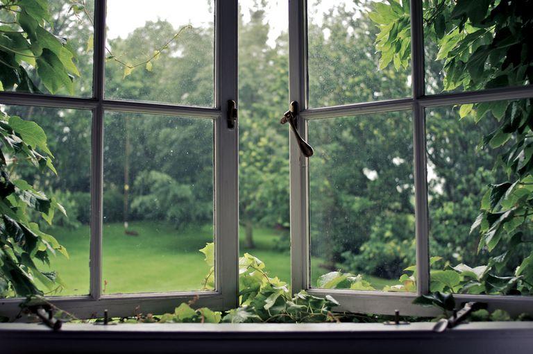 فتح النوافذ
