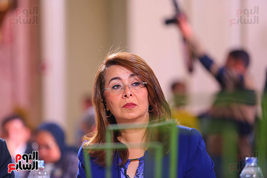 احتفالية  وزارة التضامن الاجتماعى (12)