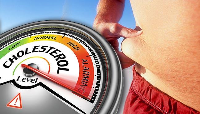 السمنة من اسباب ارتفاع الكوليسترول فى الدم