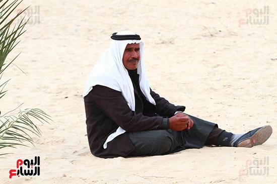 قرية الروضة بشمال سيناء (1)