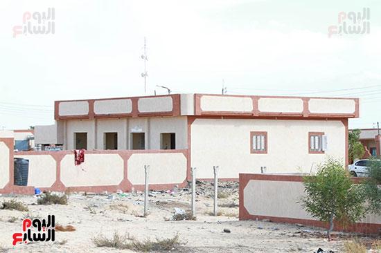 قرية الروضة بشمال سيناء (10)