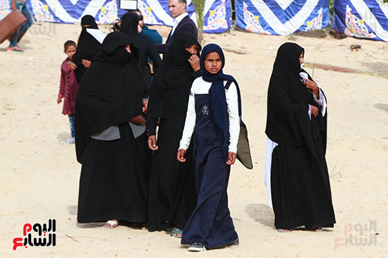 قرية الروضة بشمال سيناء (13)