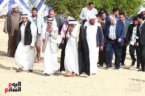قرية الروضة بشمال سيناء (5)