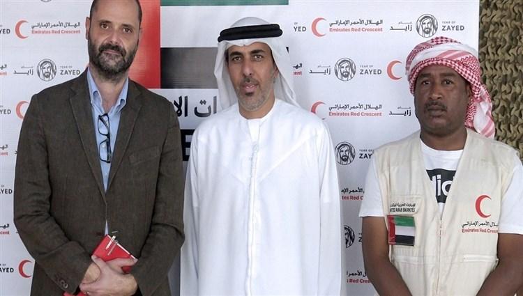 مدير العمليات الإنسانية للإمارات باليمن