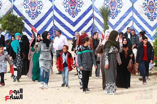 قرية الروضة بشمال سيناء (3)