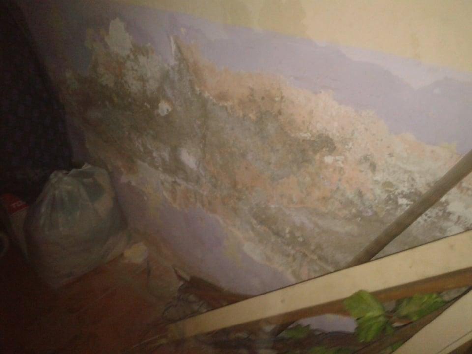 تآكل حوائط الغرفة (1)