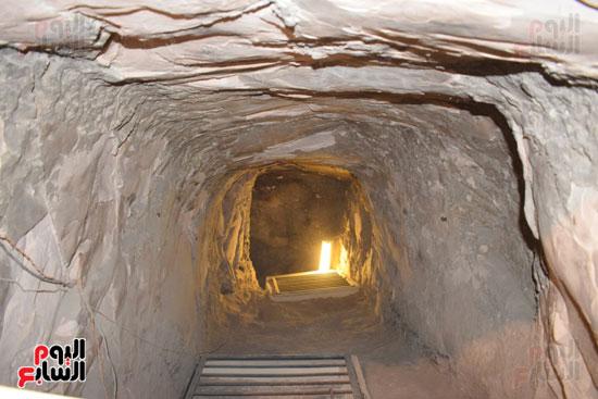وزير الآثار يعلن اكتشاف مقبرة ثاو آر خت إف بالأقصر (20)