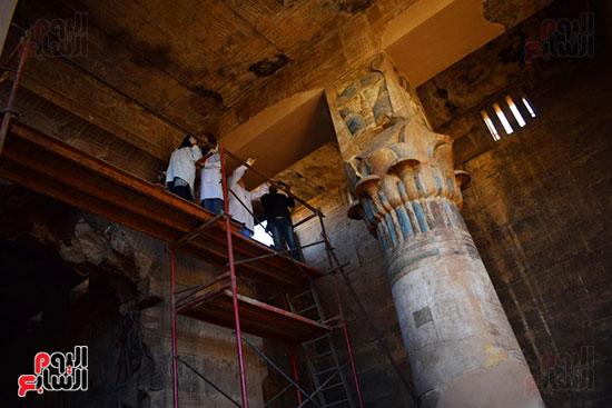 معبد-الإيبت-بالأقصر-ينتظر-زيارات-السياح-أبريل-المقبل-(12)