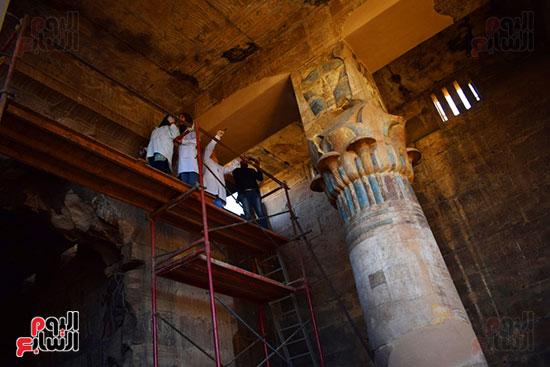معبد-الإيبت-بالأقصر-ينتظر-زيارات-السياح-أبريل-المقبل-(13)