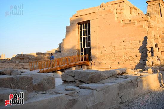 معبد-الإيبت-بالأقصر-ينتظر-زيارات-السياح-أبريل-المقبل-(7)