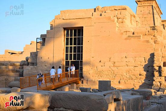 معبد-الإيبت-بالأقصر-ينتظر-زيارات-السياح-أبريل-المقبل-(6)