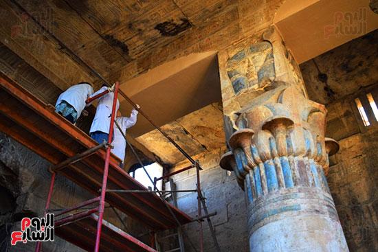 معبد-الإيبت-بالأقصر-ينتظر-زيارات-السياح-أبريل-المقبل-(15)
