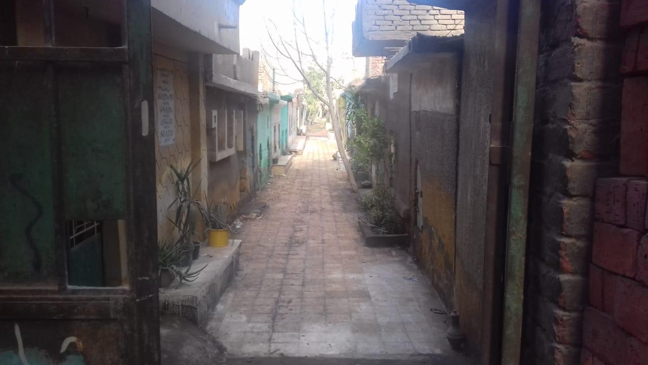 مقابر قرية منطى  (2)