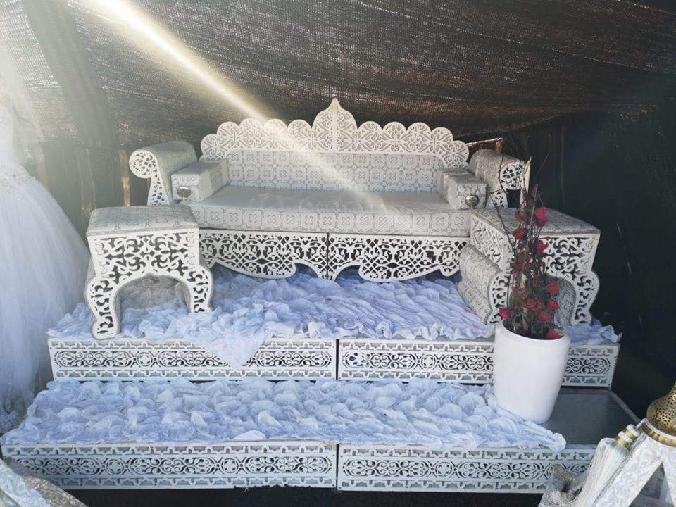 كوشات العروس بطريقة المغربية
